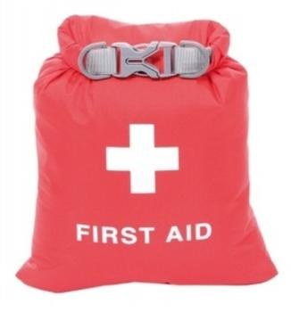 Exped Fold Drybag First Aid S - Packtasche (red)