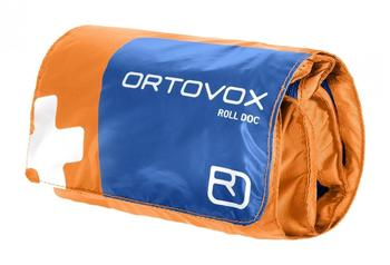 ORTOVOX First Aid Roll Doc Orange