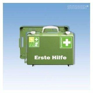 Söhngen Erste Hilfe-Koffer SN-CD leer grün 0301132