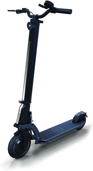 Globber One K E-Motion Electric Scooter schwarz/grau