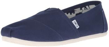 Toms Shoes Classic Alpargatas blue