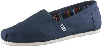 Toms Shoes Classics Canvas Men navy