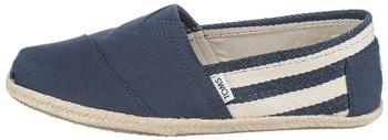 Toms Shoes Classics Men stripe university navy