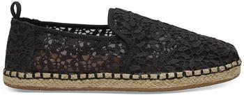 Toms Shoes Deconstructed Alpargata Women black