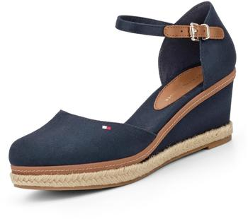 Tommy Hilfiger Iconic Elba Basic Closed Toe midnight