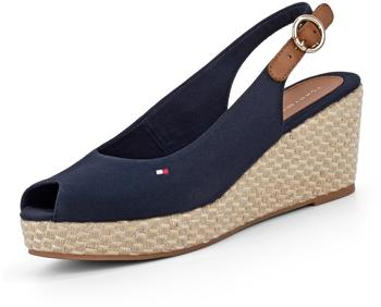 Tommy Hilfiger Iconic Elba Basic Sling Back midnight