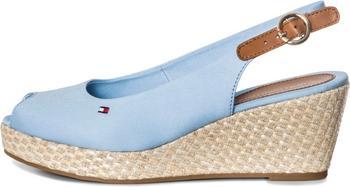 Tommy Hilfiger Iconic Elba Basic Sling Back chambray blue