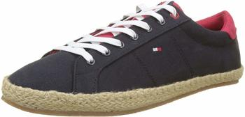 Tommy Hilfiger Textile Lace Up midnight