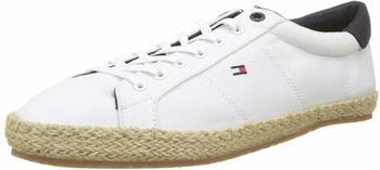 Tommy Hilfiger Textile Lace Up white