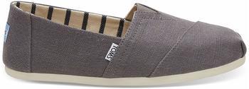Toms Shoes Alpargata Classic Men shade gray