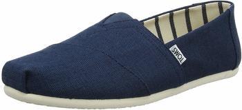 Toms Shoes Classic Alpargatas majolica blue