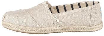 Toms Shoes Classic Alpargatas Women (10013508) pearlized metallic