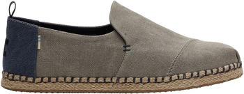 Toms Shoes Deconstructed Alpargata (10013214) grey
