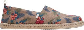 Toms Shoes Tropical Espadrilles (10015006) tan