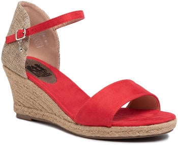 XTI Sandals (34258) red