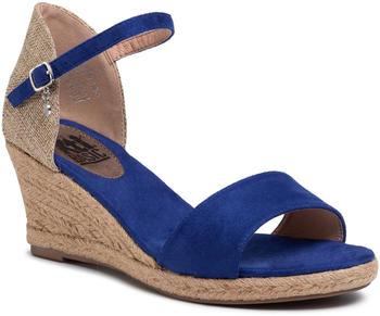 XTI Sandals (34258) blue