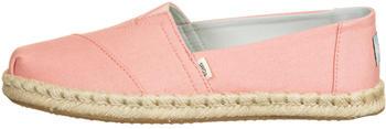 Toms Shoes Alpargata Ropesole rosa/pink (10015058)