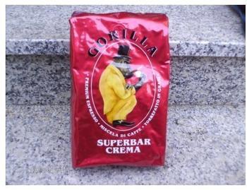 Joerges Gorilla Super Bar Crema Bohnen (1 kg)