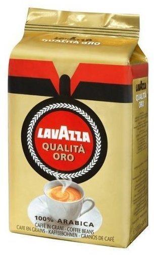 Lavazza Qualita Oro Bohnen (1000g)