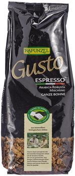 Rapunzel Gusto Espresso all'italiana ganze Bohne (1 kg)