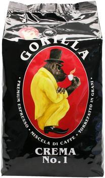 Joerges Espresso Gorilla Crema No.1 Bohnen (1 kg)