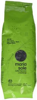Maria Sole Linea Verde Bio Espresso Bohnen (250 g)