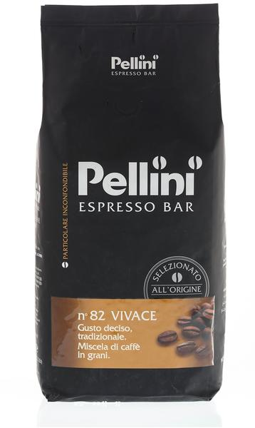 Pellini Espresso-Bohnen Vivace Nr. 82 (1000g)