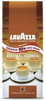 Lavazza Crema e Aroma Bohnen (1100g)