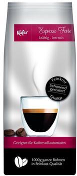 Käfer Espresso kräftig & vollmundig Bohnen (1 kg)