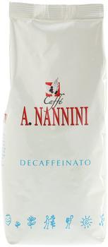 Nannini Decaffeinato Bohnen (500 g)