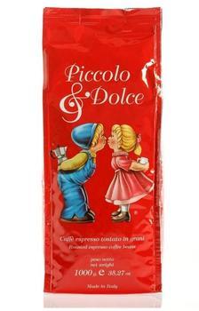 Lucaffé Italiano Piccolo e Dolce Bohnen (1 kg)