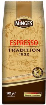 Minges Espresso Tradition 1932 Bohnen (1 kg)