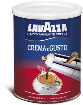 Lavazza Crema e Gusto gemahlen Dose (250 g)