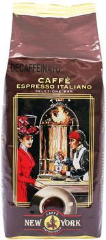 New York Decaffeinato Entkoffeiniert Ganze Bohne (500g)