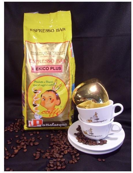 Passalacqua Mekico plus Bohnen (1 kg)