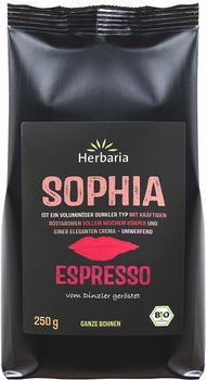 Herbaria Sophia Espresso ganz bio 250g