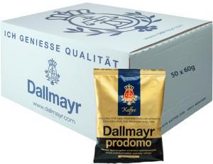 Dallmayr Prodomo gemahlen (50x60g)