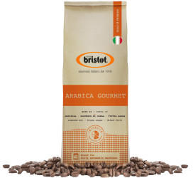bristot Arabica Gourmet Kaffeebohnen (500g)