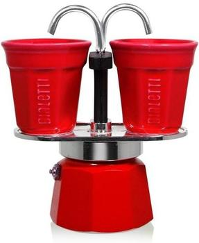 Bialetti Mini Express 2 rot