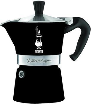 Bialetti Moka Express 1 Color schwarz