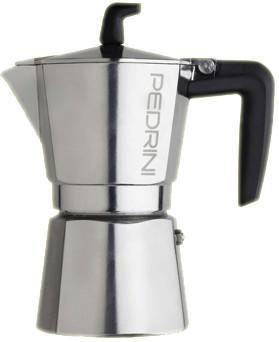 Pedrini Sei Moka Espressokocher 1 Tassen