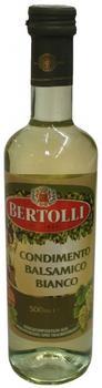 Bertolli Condimento Balsamico Bianco (500 ml)