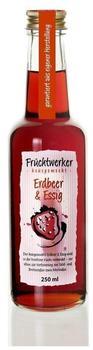 Fruchtwerker Erdbeer & Essig (250 ml)