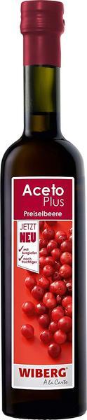 Wiberg Aceto Plus Preiselbeere (500 ml)