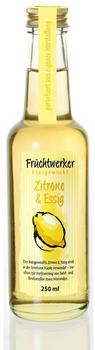 Fruchtwerker Zitrone & Essig (250 ml)
