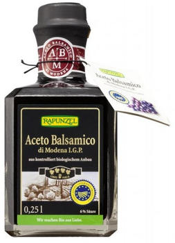 Rapunzel Aceto Balsamico di Modena I.G.P. (250ml)