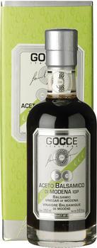 Gocce Aceto Balsamico di Modena - Balsamessig aus Modena 4 Jahre gereift (250ml)