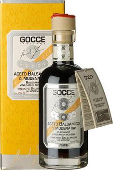 Gocce Balsamico di Modena - Balsamessig aus Modena 10 Jahre gereift (250ml)