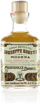 Giuseppe Giusti Agrodolce Bianco - Condimente Bianco di Modena (250ml)