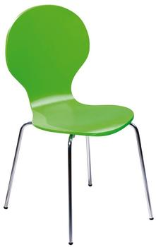 Link Formici Stuhl apfelgrün